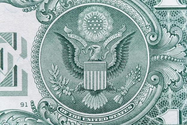 United states federal reserve system symbol Premium Photo