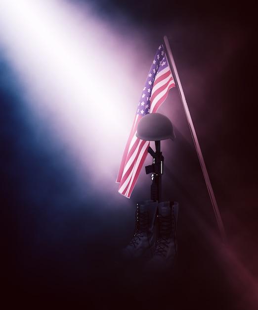 United states flag Free Photo