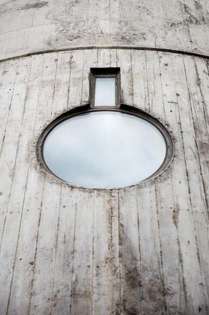Urban concrete building Premium Photo