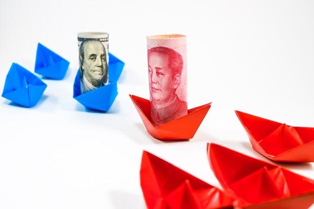 Us dollar banknote Premium Photo