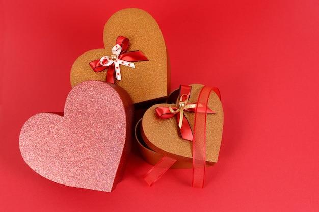 バレンタインギフト 無料写真
