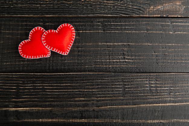 Valentine's day background Premium Photo