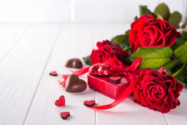 Valentine's gift Premium Photo