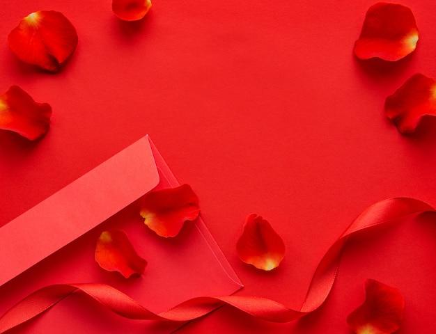 Valentines day background Premium Photo