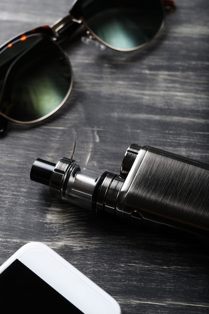 Vaping device e-cigarette Free Photo
