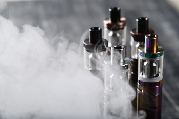Vaping device e-cigarette Free Photo