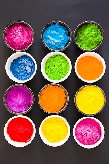 Как сделать цветной порошок для фотосессий