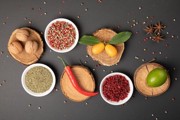 Различные фрукты и овощи Бесплатные Фотографии