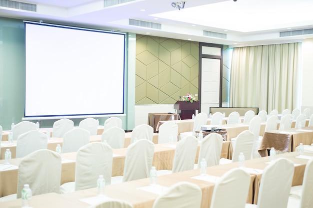Vdo камера в конференц-зале для frofession Premium Фотографии
