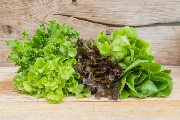Vegetable salad Free Photo