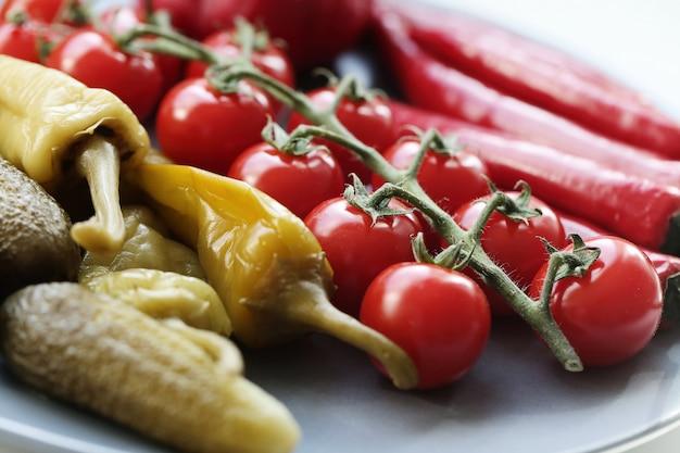 バーベキュー用野菜 無料写真