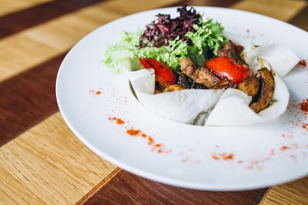 Овощи с мясом Бесплатные Фотографии