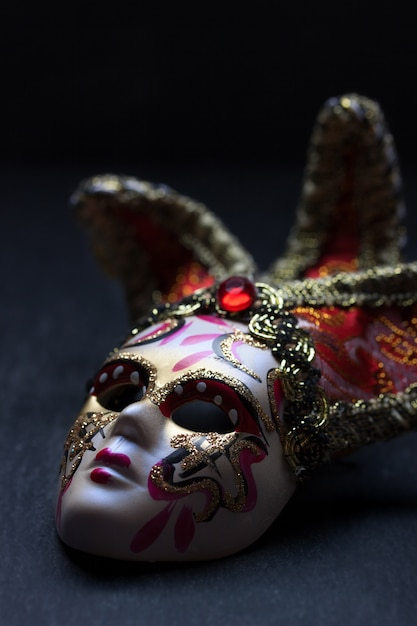 Venetian mask Free Photo