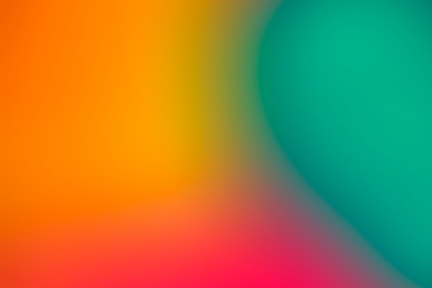 Vibrant colors in gradient Photo | Free Download