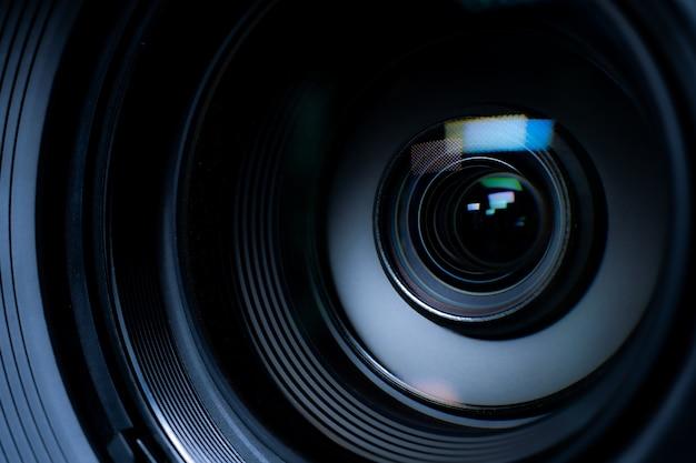 Video camera movie level Premium Photo