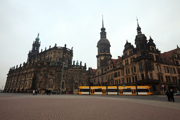 View of dresden, germany Free Photo