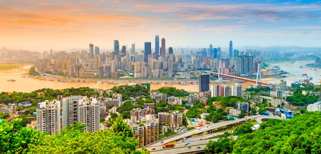 View landmark asian sky reflection Free Photo