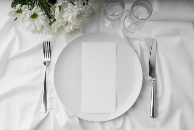 Meal arrangement