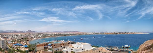 View naama bay in egypt Premium Photo