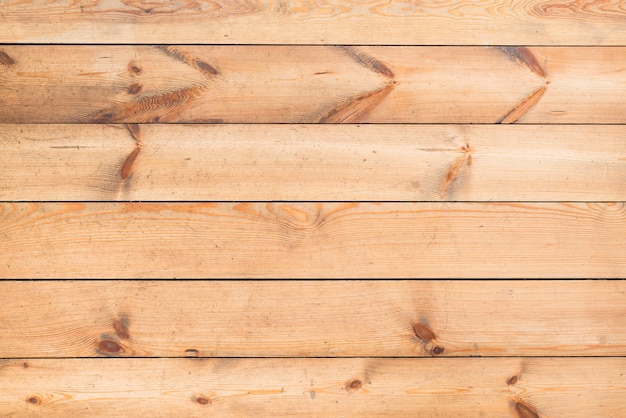 View of wooden material background Free Photo