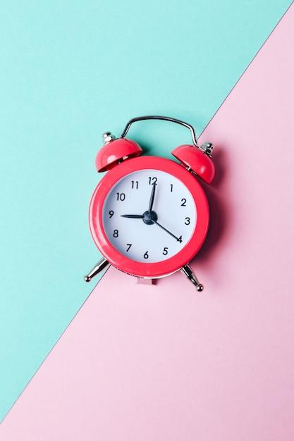 Vintage alarm clock Free Photo