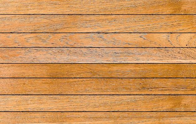 빈티지와 복고풍 갈색 나무 줄무늬 배경 프리미엄 사진