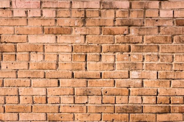 Vintage brick wall background Free Photo
