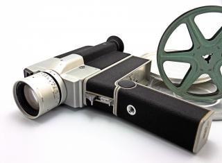 Vintage camera, camera Free Photo
