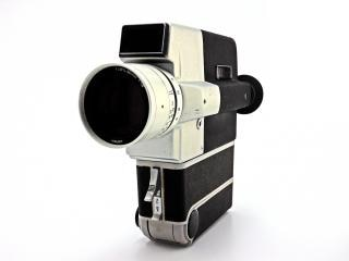 Vintage camera, position Free Photo