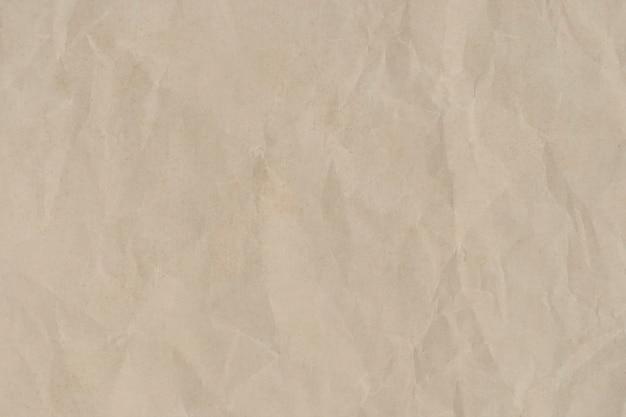 ヴィンテージのしわくちゃの紙の質感 無料写真
