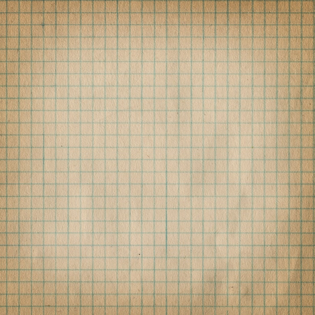 vintage dirty graph paper  photo