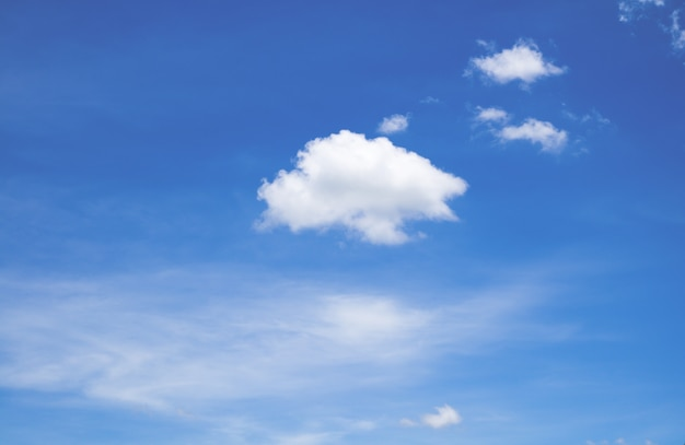Vintage dynamic cloud and sky texture for background Premium Photo