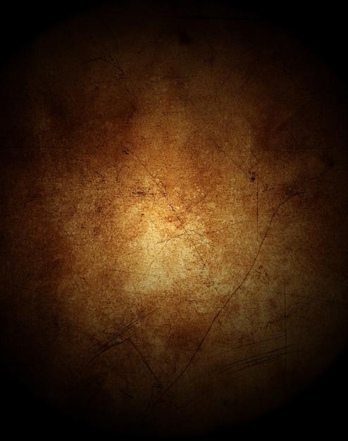 感嘆符と汚れとヴィンテージグランジ背景 無料写真