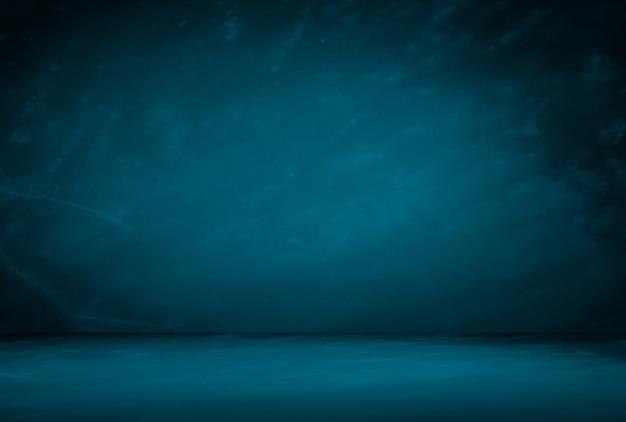 ヴィンテージグランジ青い大理石の背景 無料写真