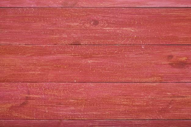 ヴィンテージ塗装の木製の織り目加工の表面 Premium写真