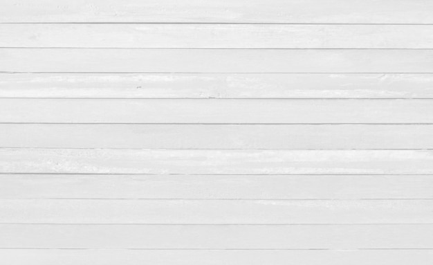 Vintage painted wooden wall background, texture of white grey color with old natural pattern for design art work. Premium Photo