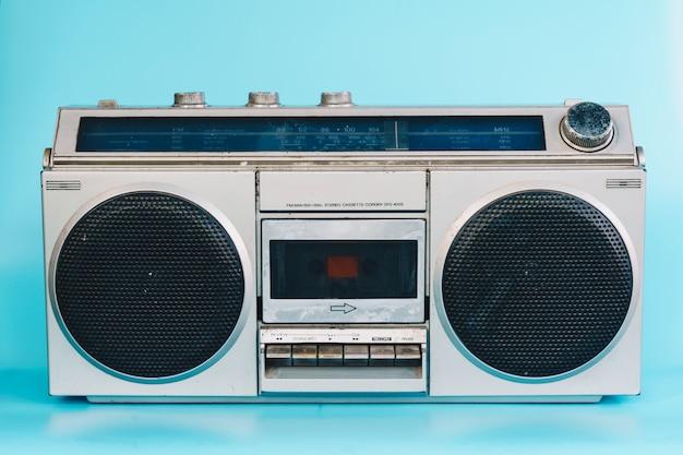 Vintage stereo Premium Photo