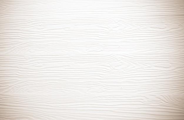 Vintage White Wood Texture Background Detail Close Up Premium Photo