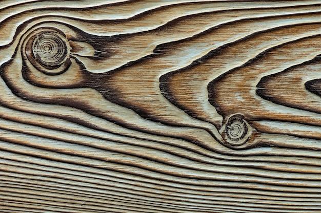 노트와 빈티지 나무 텍스처입니다. 배경 또는 삽화에 대한 근접 촬영 Topview. 프리미엄 사진