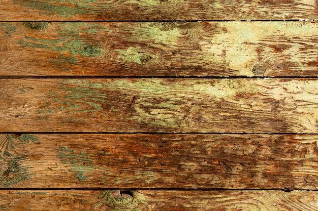 Старинное дерево с потертой краской Бесплатные Фотографии