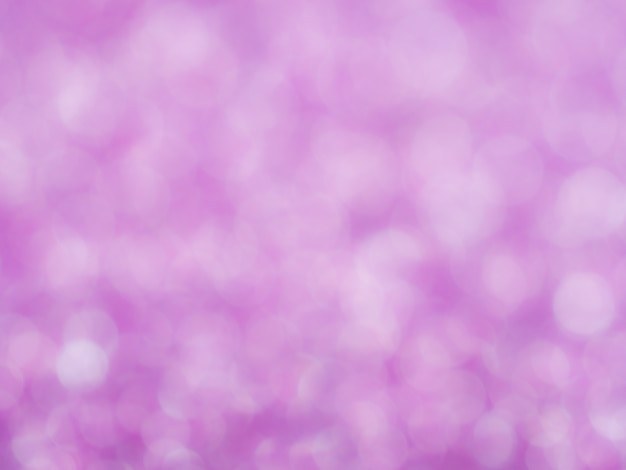 Violet abstract glitter background with bokeh. Premium Photo