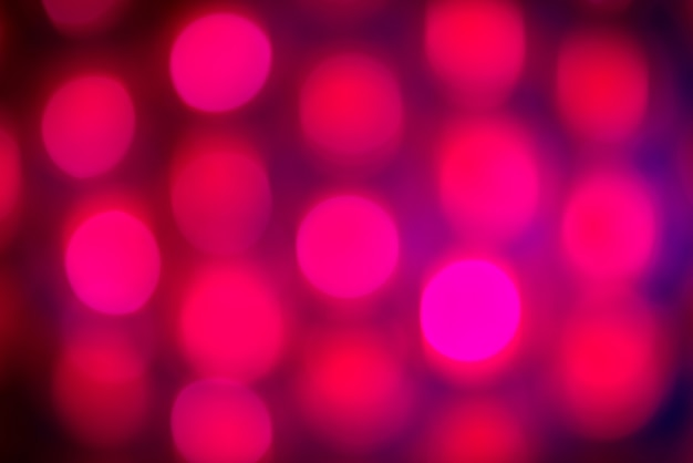 Violet holiday bokeh. abstract background Premium Photo