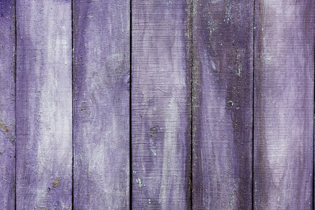 Violet painted old wooden texture Free Photo