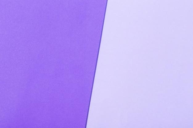紫の紙の背景 Premium写真