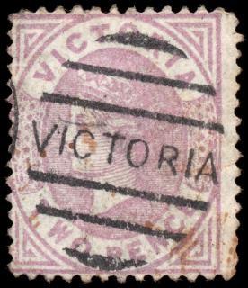 Violet queen victoria stamp resource Photo   Free Download