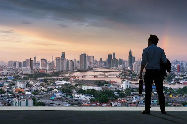 Vision business Premium Photo