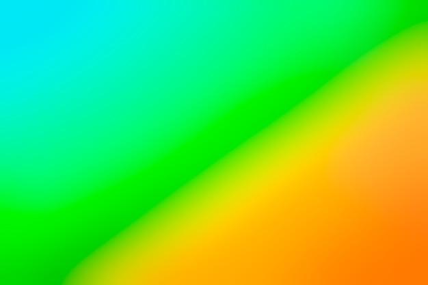 Vivid colors in gradation Free Photo