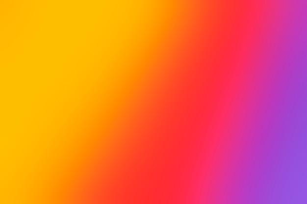 Vivid gradient background Free Photo
