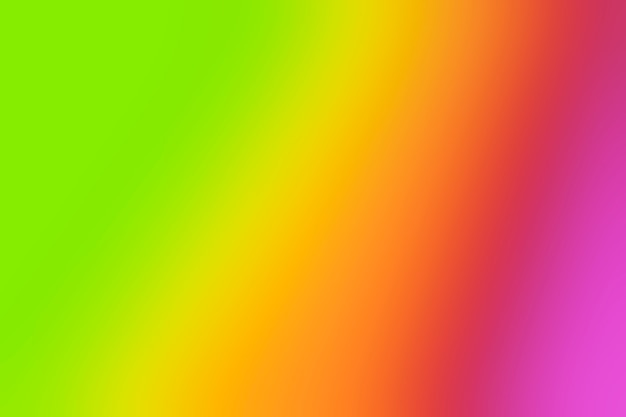 Vivid rainbow shades in blur Free Photo