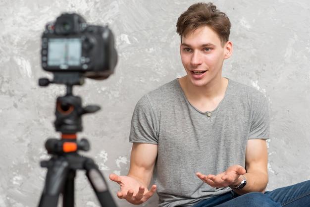Vlogger Бесплатные Фотографии